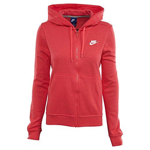 Nike Sportswear Full Zip Hoodie Womens Style: 853930-645 Size: XS by NIKE (Image #1)
