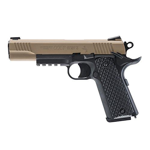 Colt M45 CQBP .177 Caliber Steel BB Airgun Pistol