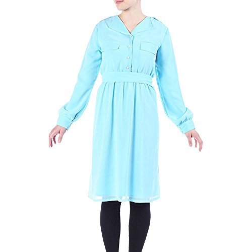 Tanya pocketed georgette tunic by EastEssence