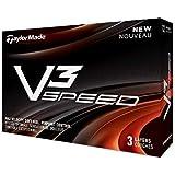 TaylorMade V3 Speed Golf Balls