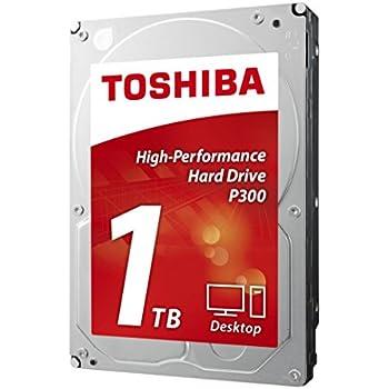 Toshiba 1TB Desktop 7200rpm Internal Hard Drive