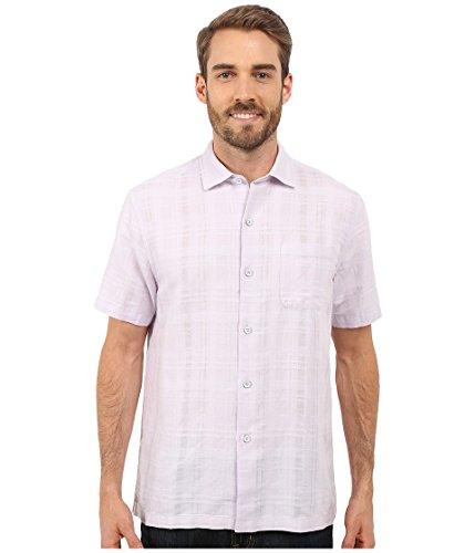 Linen Blend Camp Shirt - 5