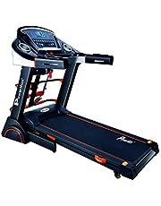 Power Max Fitness TDA-230M Treadmill, 115 kg - Black