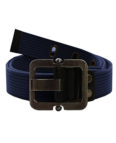Navy Canvas Belt (Eurosport Authentic Canvas Tactical Belt - WB2825 - Navy -)