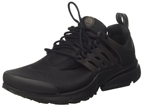 Nike Air Presto Essential Men's Running Shoe Black/Black/Black Size 9