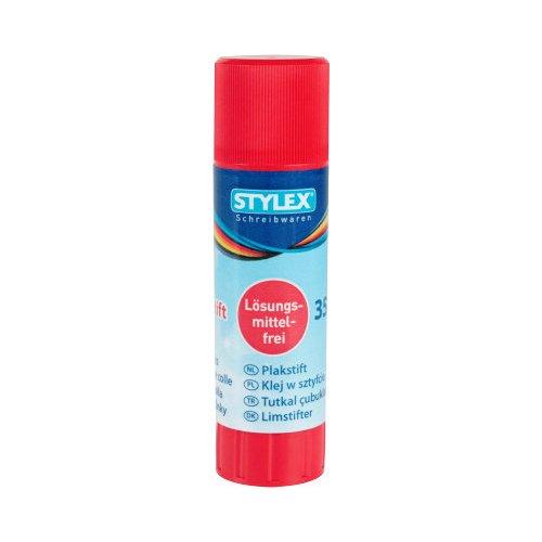 Stylex 23360 - Klebestift Paste, 35 g, Schulschreibsets