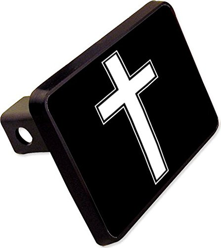 cross trailer hitch cover - 5