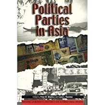 Political Party Reform in Asia