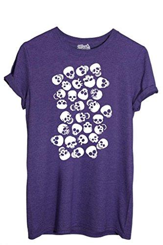 T-Shirt Schädel - Berühmt By Mush Dress Your Style