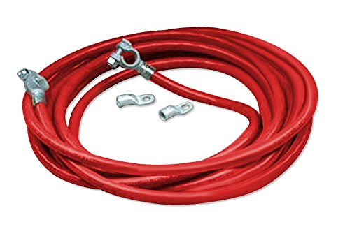 Taylor Cable 21540 1/0 Gauge SAE Red Welding/Battery Cable Kit