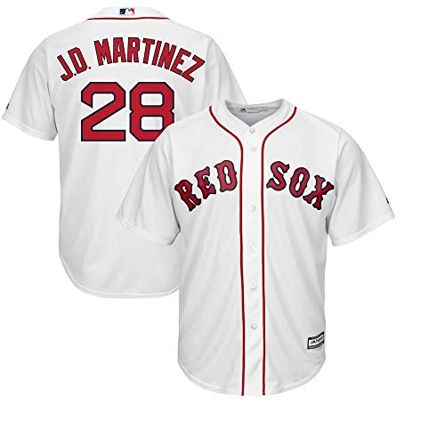 VF LSG Personalized Baseball Jerseys Boston Red Sox Team Uniforms Sports T-Shirt for Men Women Kids Custom Made Any Names and Numbers