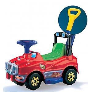 Kleinkindspielzeug Rutscher Jeep