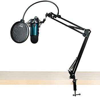 Blue Microphones Yeti Mic Teal w/Knox Boom Arm