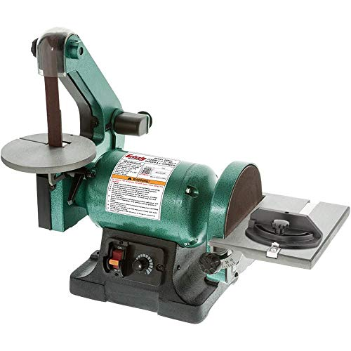 "Grizzly Industrial G0864 - Variable-Speed 1"" x 30"" Belt/ 6"" Disc Sander"