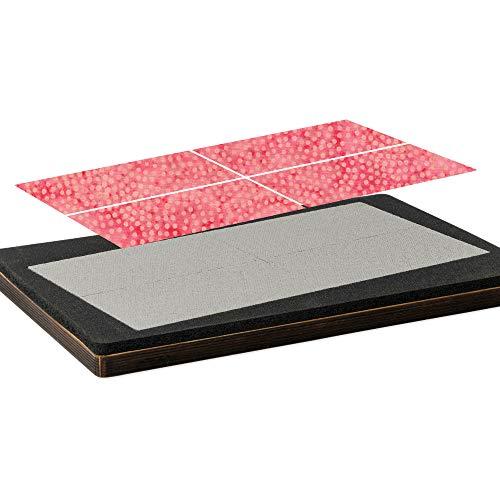 AccuQuilt Studio Fabric Cutting Dies; Rectangle-3 1/2