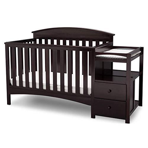 Delta-Children-Abby-Convertible-Crib-and-Changer-Dark-Chocolate