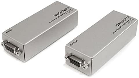 StarTech Up to 3300 ft (1000 Meters) - Serial Port Extender - up to 0.6 Miles