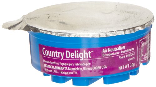 Rubbermaid Commercial Gel Refill with Country Delight Fragrance (FG400262A1) by Rubbermaid Commercial Products