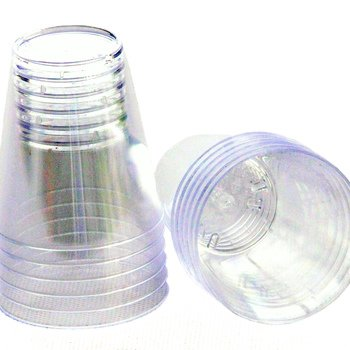DDI 2283101 Disposable Measurer/Shot Glass 12-Pack Case of 36