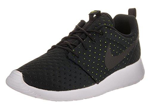 Nike Roshe One Se, Zapatillas de Running para Hombre, Negro (Negro (Black/Black-Volt)), 44 1/2 EU