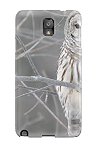 Top Quality Case Cover For Galaxy Note 3 Case With Nice Owl Appearance
