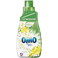 Omo Lessive Liquide Concentrée Lilas Blanc 1,47l 42 Lavages