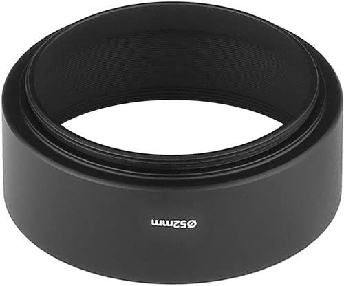 Sensei PRO 58mm Wide Angle Aluminum Lens Hood 6 Pack