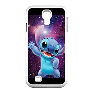 Disneys Lilo And Stitch Samsung Galaxy S4 9500 Cell Phone Case White JN78CK05