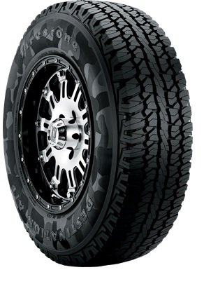 Firestone DESTINATION A/T SPEC EDITION Performance Radial Tire - P265/75R16 114T 2006 Nissan Xterra Specs