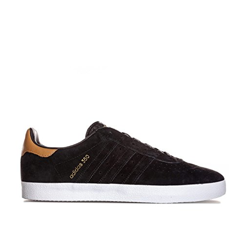 Adidas Originals Mens 350 Trainers Core Us5 Black