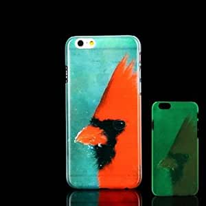 QHY Bird Pattern Glow in the Dark Hard Case for iPhone 6