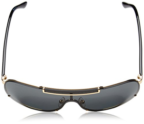 Versace Gold Sonnenbrille Or Gray VE2140 rgrpnc8