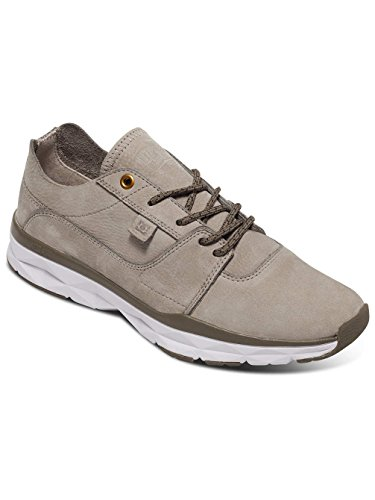 Dc Shoes Player Zero M Shoe Ind, Color: Grey Ash, Size: 40 EU (7.5 US / 6.5 UK)