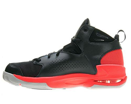 Jordan Ace 23 II Basketball-Schuh-GröÃ?e Weiß (White-Black 101)