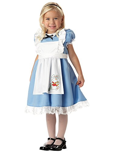 Lil' Alice in Wonderland Child Costume (Ages 4-6)