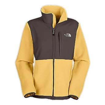 North Face Women's Denali Jacket (Mayan Yellow) / S