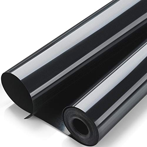 3 Black Transfer Vinyl Bundle Sheets