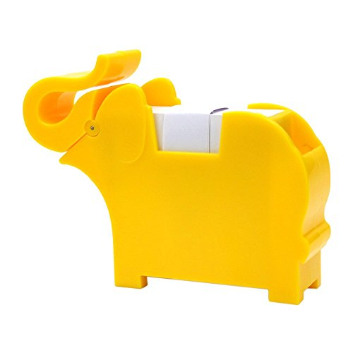 Monkey Card Holder (Multi-Functional Plastic Animal Figure Memo Clip Holder Stand Note Pad Dispenser Organizer, with 200Sheets Random Color 2.63