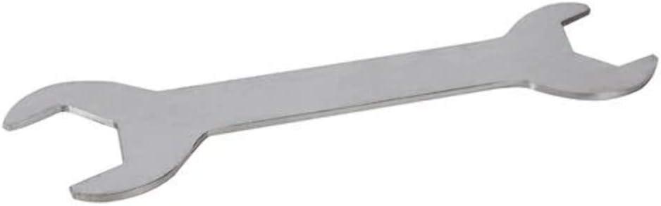 Silverline 753123 Llave de Dos Bocas para bombonas de Gas