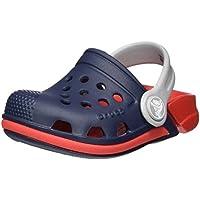 Sandália  Electro III Clog K, Crocs, Criança Unissex