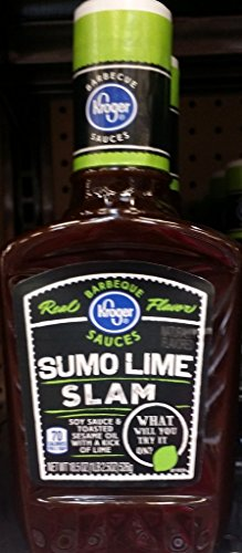 kroger-barbeque-sauce-sumo-lime-slam-18oz-pack-of-2