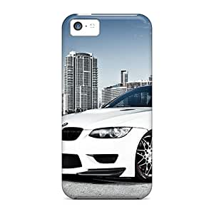 VoA88AEqa Blowery Awesome Case Cover Compatible With Iphone 5c - White Bmw