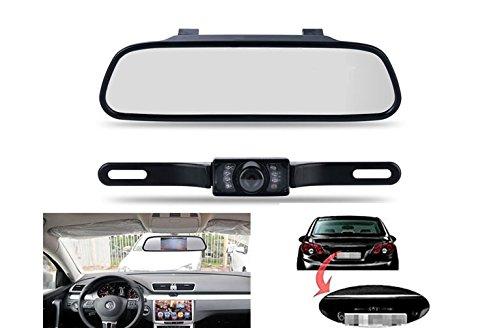 CMOS Night Vision Car Rear View Camera 7 LED - 9