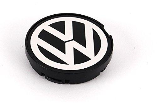 Wheel Golf Vw Rim (GENUINE VW 6N0-601-171-BXF CAP)