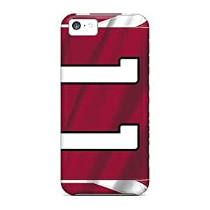 pragmatic Hard For SamSung Galaxy S4 Mini Phone Case Cover With Allow Personal Design Colorful Arizona Cardinals Pictures JamieBratt