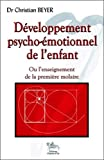 Developpement psycho-emotionnel de l'enfant