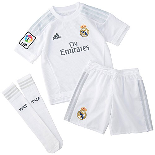 Adidas Boys Kit (adidas Performance Real Madrid 15/16 Home Boys Kit -)