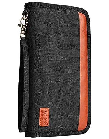 f901a344c2c Porta Pasaportes Portadocumentos para Viajes