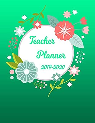 Teacher Planner: Lesson Organizer: Teacher Agenda For Class ...