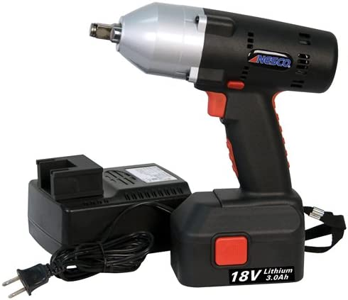 Nesco Tools 795-6 1 Drive Impact Wrench with 6 Anvil